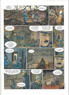 Extrait de Verdun (Holgado) -2- L'agonie du fort de vaux