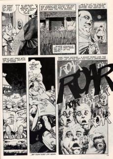 Extrait de Bizarre Adventures (Marvel comics - 1981) -29- Stephen King's The Lawnmower Man