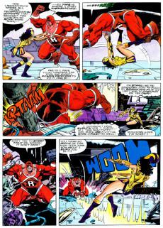 Extrait de Marvel Graphic Novel (Marvel comics - 1982) -55- Squadron Supreme: Death of a Universe