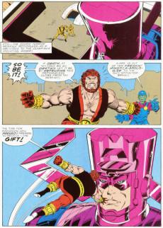 Extrait de Marvel Graphic Novel (Marvel comics - 1982) -37- Hercules Prince of Power: Full Circle