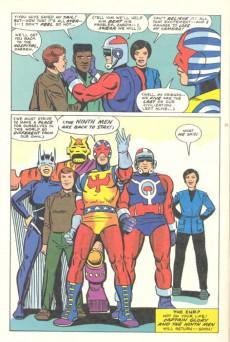 Extrait de Jack Kirby's Secret City Saga (Topps comics - 1993) -4- Let Sleeping Bojums Lie!