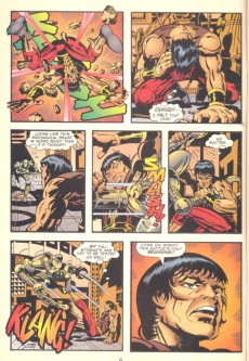 Extrait de Phantom Force (1993) -2- Plan B!