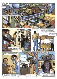 Extrait de Makabi -2- Appleton Street