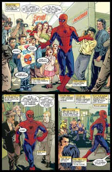 Extrait de Spider-Man: With Great Power... (2008) -INT- With Great Power...