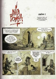 Extrait de Anita Bomba -INT- Le Journal d'une emmerdeuse