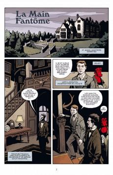 Extrait de Hellboy & B.P.R.D. -2- 1953