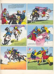 Extrait de Prince Vaillant (Hachette) -2- Le complot diabolique