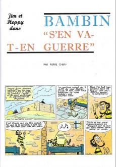 Extrait de Jim L'astucieux (Les aventures de) - Jim Aydumien -17- Bambin s'en va-t'en guerre