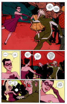 Extrait de Young Avengers (Gillen & McKelvie) - Style > Substance