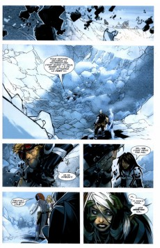 Extrait de X-Men (Marvel Deluxe) - X-Men - Supernovas