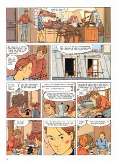 Extrait de Jérôme K. Jérôme Bloche -17- La marionnette