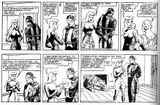 Extrait de Mandrake (L'Uomo del mistero) -34- la contessa misteriosa - agent segreto X-9 : l'orologio micidiale (II parte)