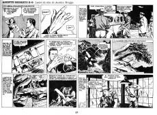 Extrait de Mandrake (L'Uomo del mistero) -47- il re delle tenebre - agente segreto X-9 : ladri di elio (II parte)