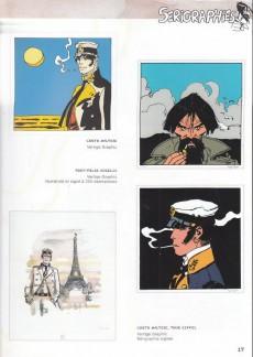 Extrait de (Catalogues) Ventes aux enchères - Divers - Raspoutine - Hugo Pratt - Catalogue 2015