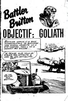 Extrait de Battler Britton (Imperia) -335- Objectif goliath