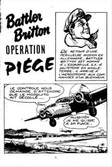 Extrait de Battler Britton -347- Opération piège