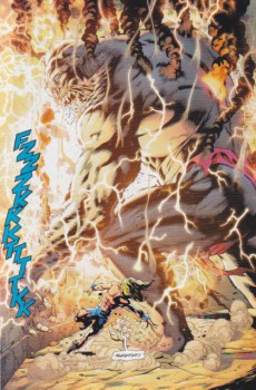 Extrait de Kamandi Challenge (The) (2017) -1- The Rules - K --is for