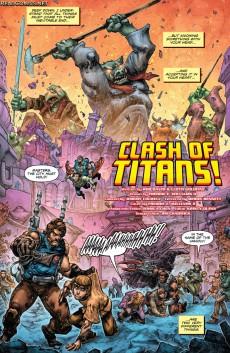 Extrait de He-Man/Thundercats (2016) -4- Clash of Titans