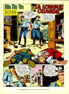 Extrait de Rin Tin Tin & Rusty (2e série) -12- La longue chasse