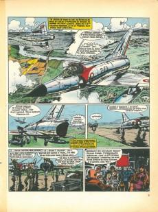 Extrait de Tanguy et Laverdure -10a- Mission spéciale