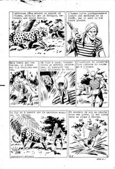 Extrait de Robin l'intrépide (mensuel) -7- Les pirates de la côte