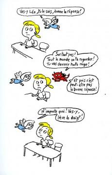 Extrait de Les petits tracas de Théo & Léa -1- Je suis un peu timide