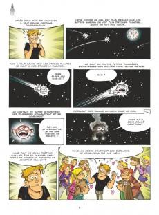 Extrait de Les astromômes -2- L'espace et le temps