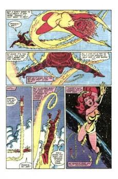 Extrait de Fantastic Four (1961) -238- The Lady is for Burning!