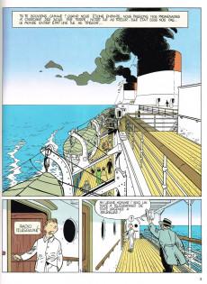 Extrait de Théodore Poussin -6a93- Un Passager porté disparu