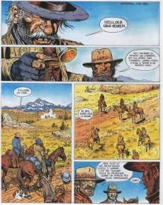 Extrait de Durango -2a86- Les forces de la colère
