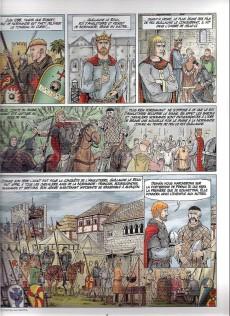 Extrait de Les fils de Guillaume -2- Le retour du Croisé