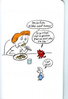 Extrait de Les petits tracas de Théo & Léa -2- Je suis jaloux comme un pou !