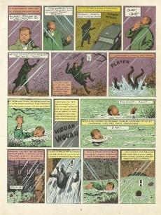 Extrait de Blake et Mortimer (Historique) -7a72'- S.o.s. météores - mortimer à paris