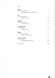Extrait de (Catalogue) Prix Töpffer de la ville de Genève -4- 2000