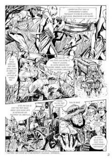Extrait de Jules Verne et ses voyages -2TL- Le Village aérien