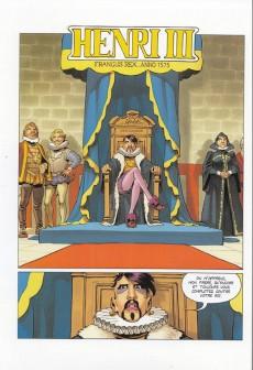 Extrait de Henriquet, l'homme reine - Tome HC