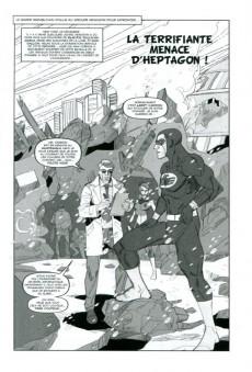 Extrait de Le garde républicain -AN16- La terrifiante menace de heptagone !