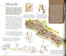 Extrait de Châteaux-forts d'Alsace -2- Villes fortifiées et châteaux de plaine