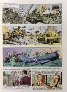 Extrait de La seconde guerre mondiale -2- 18 avril 1942 - 8 Mai 1946