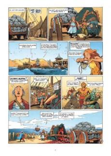 Extrait de Trolls de Troy -3b2015- Comme un vol de Pétaures