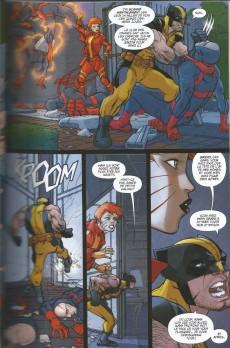 Extrait de Wolverine and the X-Men -4- La Saga des Damnés