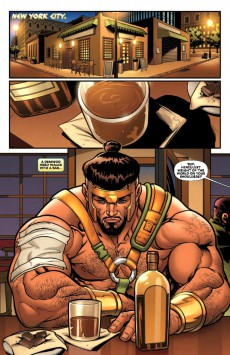 Extrait de Civil War II Extra -1- Civil War II : Gods of War