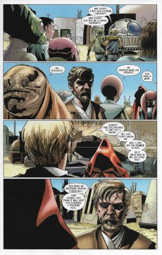 Extrait de Star Wars (2015) -28- Book VI, Part III: Yoda's Secret War
