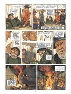 Extrait de Les guerriers de Dieu -1- 1557, la chasse aux hérétiques