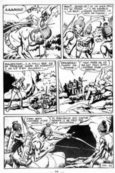 Extrait de Akim (1re série) -340- L'homme au cheval rose