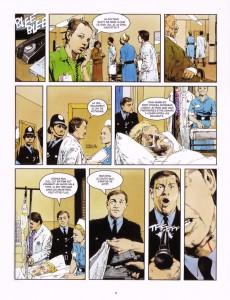 Extrait de L'exécuteur -2- La Confession