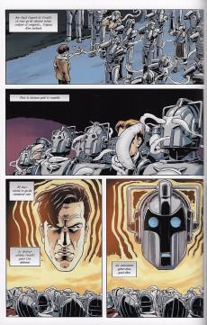 Extrait de Doctor Who - Les nouvelles aventures du onzième docteur -3- Conversion