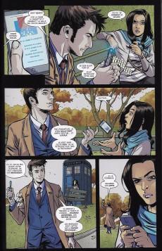Extrait de Doctor Who - Les nouvelles aventures du dixième docteur -3- Les fontaines de l'éternité