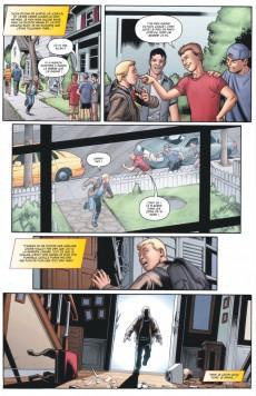 Extrait de Flash (DC Renaissance) -6- Dérapage