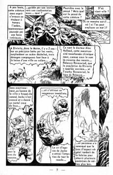 Extrait de Spectral (2e série) -Rec02- La fin du monstre / Le crépuscule du solitaire